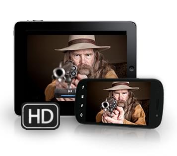 Mobile HD